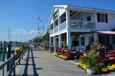 Beaufort Boardwalk